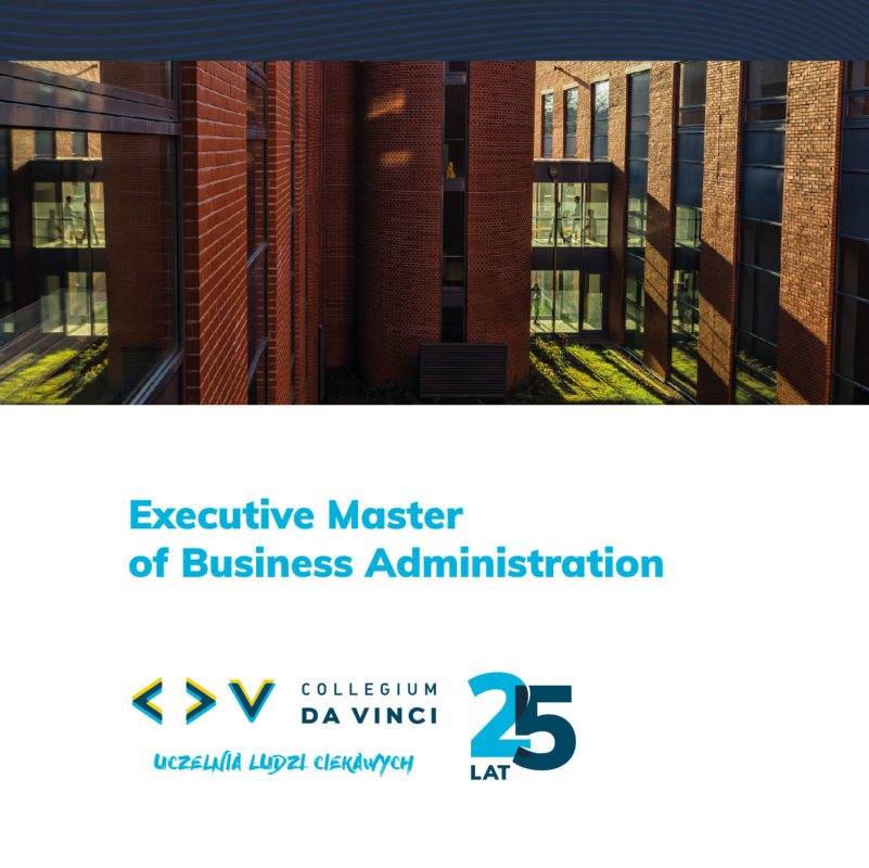 Folder Executive Master of Business Administration