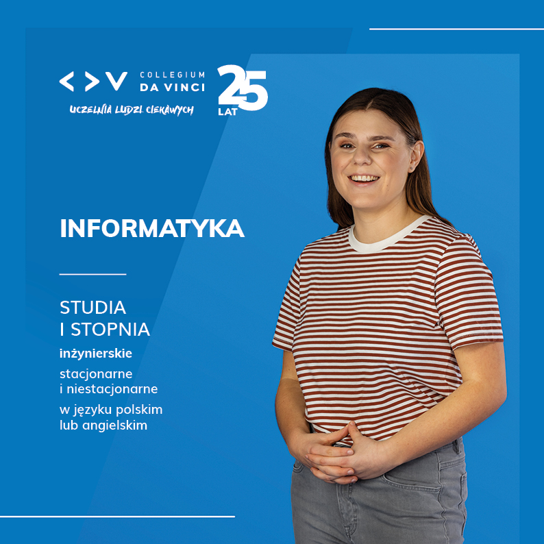 Folder kierunku Informatyka