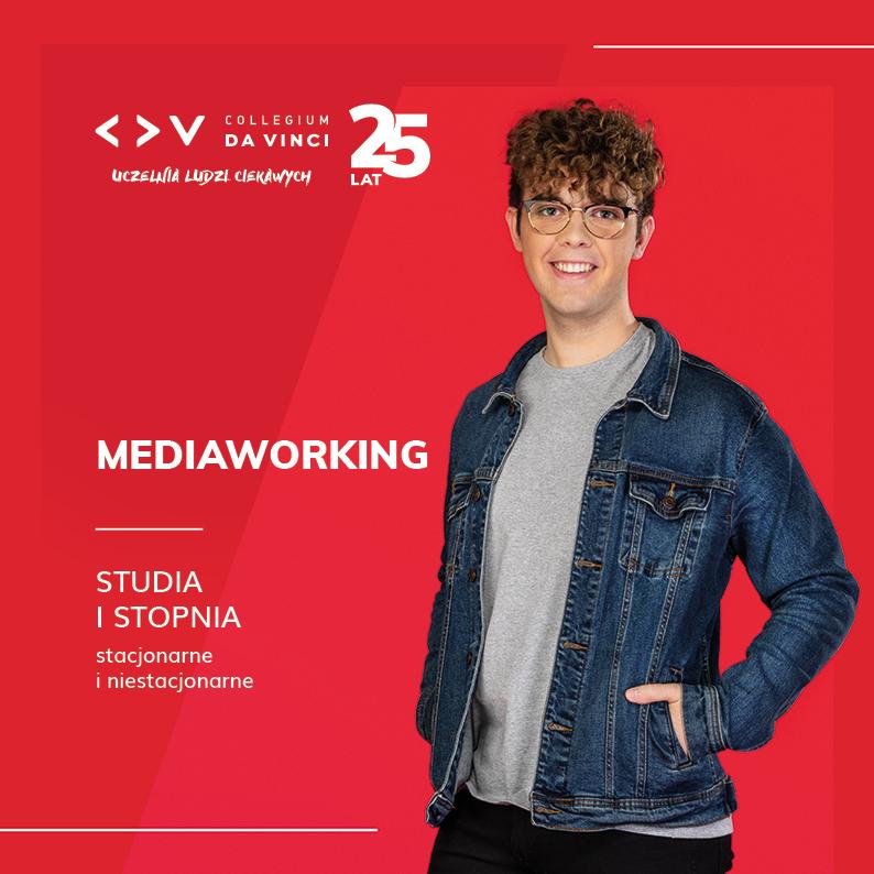 Folder kierunku Mediaworking